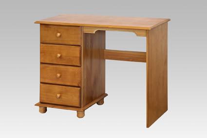 Pine_4_Drawer_Dressing_Table