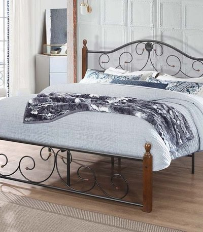 Amber Bouble Bed