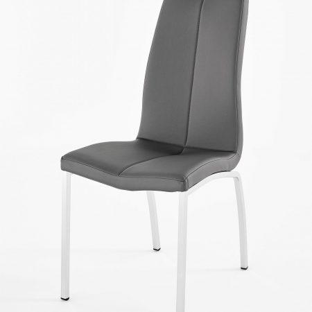Madison Grey Chair 1